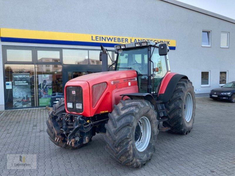 Traktor des Typs Massey Ferguson 8280 Power Control, Gebrauchtmaschine in Neuhof - Dorfborn (Bild 1)
