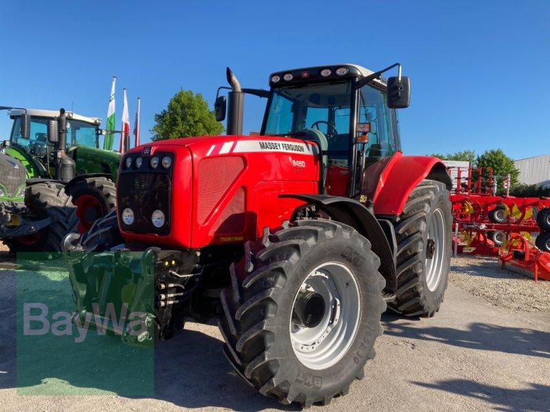 Traktor des Typs Massey Ferguson 8450 DYNA VT, Gebrauchtmaschine in Dinkelsbühl (Bild 1)