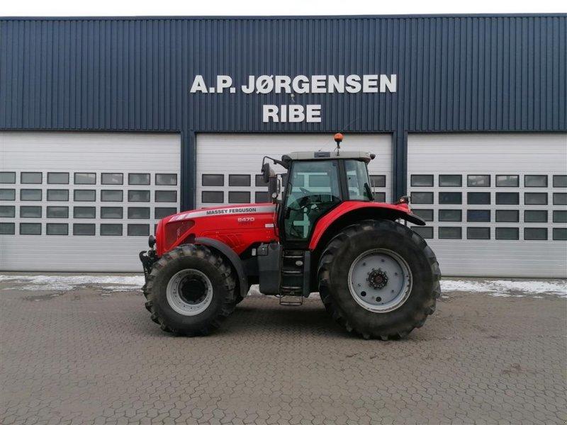 Traktor typu Massey Ferguson 8470 Dyna VT, Gebrauchtmaschine v Ribe (Obrázok 1)