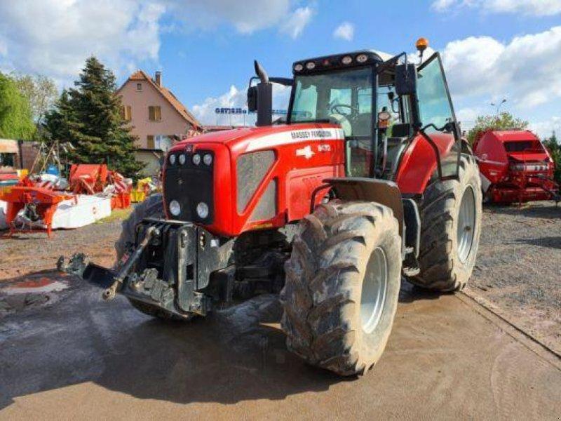 Traktor des Typs Massey Ferguson 8470 DYNA VT, Gebrauchtmaschine in MARLENHEIM (Bild 1)