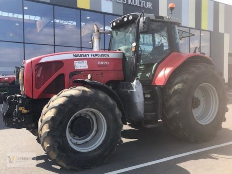 Traktor типа Massey Ferguson 8470, Gebrauchtmaschine в Colmar-Berg (Фотография 1)