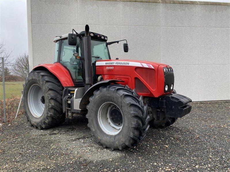 Traktor типа Massey Ferguson 8480 Dyna  VT, Gebrauchtmaschine в Hadsten (Фотография 1)