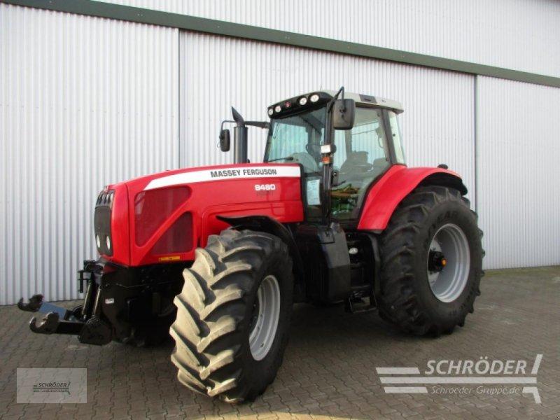 Traktor типа Massey Ferguson 8480 Dyna-VT, Gebrauchtmaschine в Wildeshausen (Фотография 1)