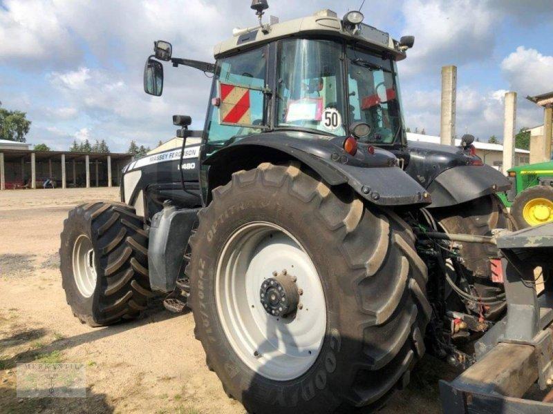 Traktor des Typs Massey Ferguson 8480 Dyna VT, Gebrauchtmaschine in Pragsdorf (Bild 9)