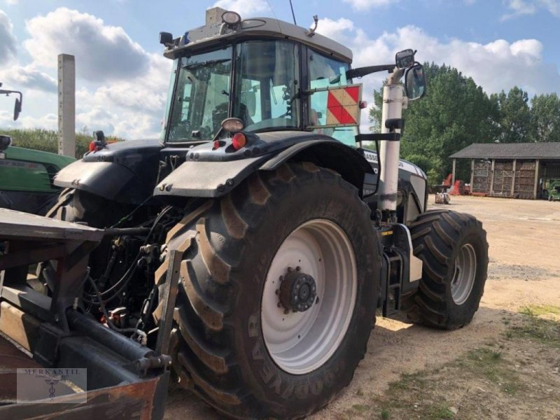 Traktor des Typs Massey Ferguson 8480 Dyna VT, Gebrauchtmaschine in Pragsdorf (Bild 10)