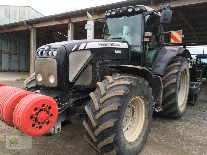 Traktor типа Massey Ferguson 8480 DynaVT, Gebrauchtmaschine в Salsitz (Фотография 1)