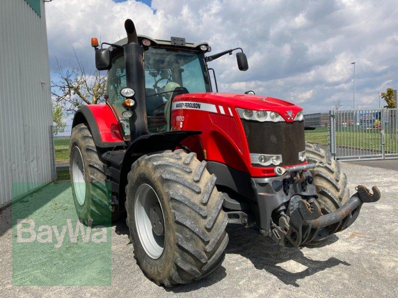 Traktor des Typs Massey Ferguson 8650 Dyna VT, Gebrauchtmaschine in Giebelstadt (Bild 2)