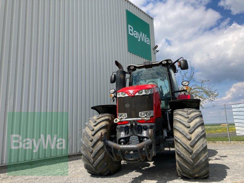 Traktor des Typs Massey Ferguson 8650 Dyna VT, Gebrauchtmaschine in Giebelstadt (Bild 10)