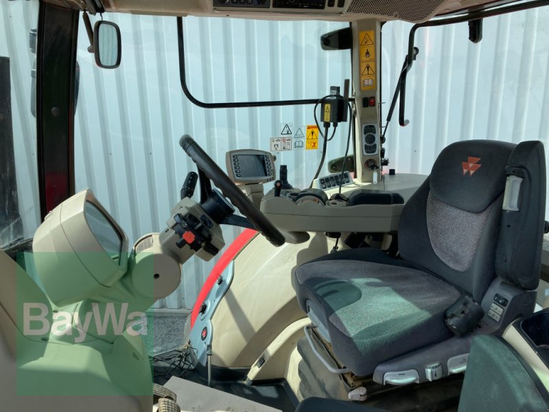 Traktor des Typs Massey Ferguson 8650 Dyna VT, Gebrauchtmaschine in Giebelstadt (Bild 12)