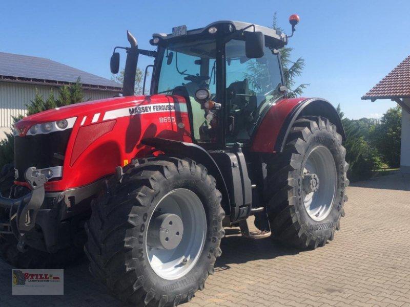 Traktor des Typs Massey Ferguson 8650 Dyna VT, Gebrauchtmaschine in Niederviehbach (Bild 1)