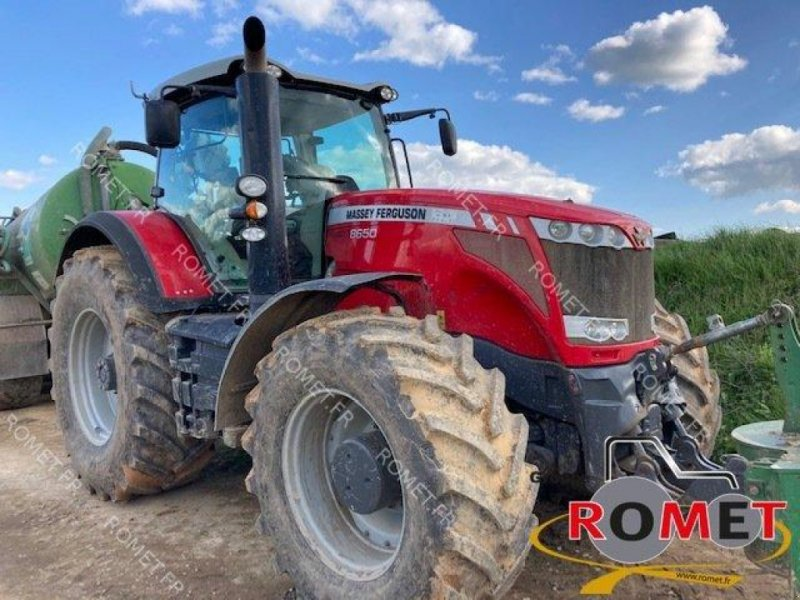Traktor типа Massey Ferguson 8650, Gebrauchtmaschine в Gennes sur glaize (Фотография 1)