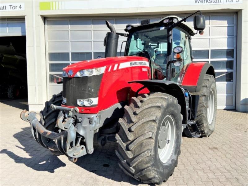 Traktor des Typs Massey Ferguson 8660 Dyna-VT T4i, Gebrauchtmaschine in Landsberg (Bild 1)