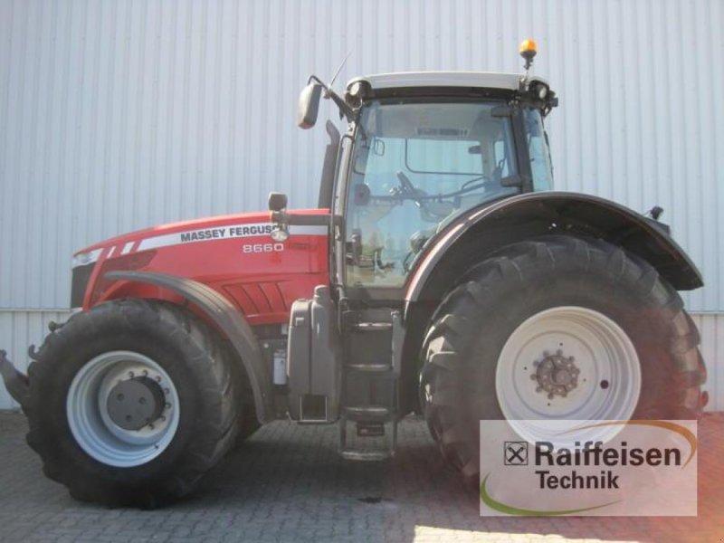 Traktor des Typs Massey Ferguson 8660 Dyna-VT, Gebrauchtmaschine in Holle (Bild 1)
