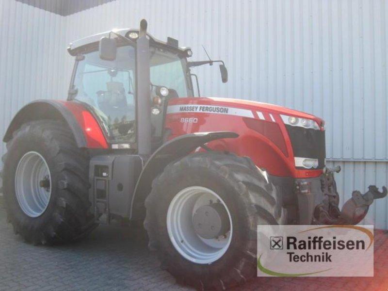 Traktor des Typs Massey Ferguson 8660 Dyna-VT, Gebrauchtmaschine in Holle (Bild 5)