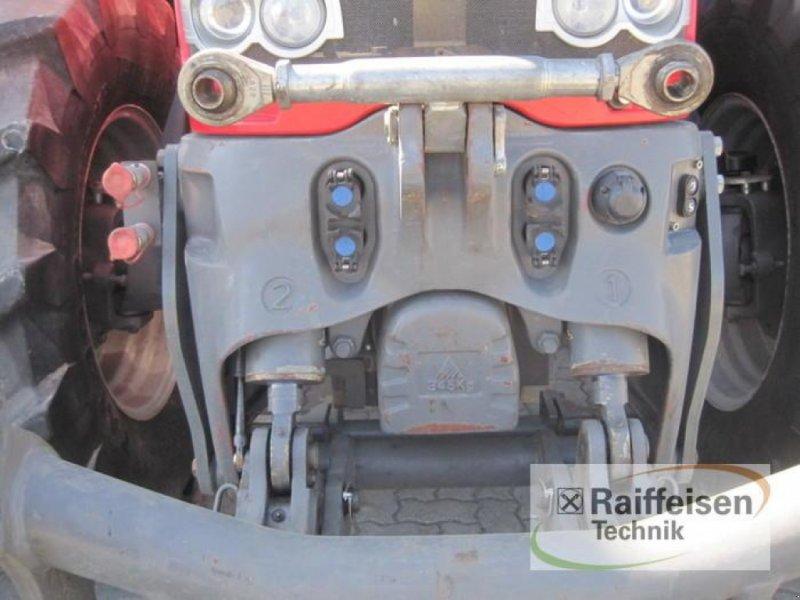 Traktor des Typs Massey Ferguson 8660 Dyna-VT, Gebrauchtmaschine in Holle (Bild 6)