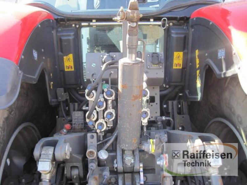 Traktor des Typs Massey Ferguson 8660 Dyna-VT, Gebrauchtmaschine in Holle (Bild 7)