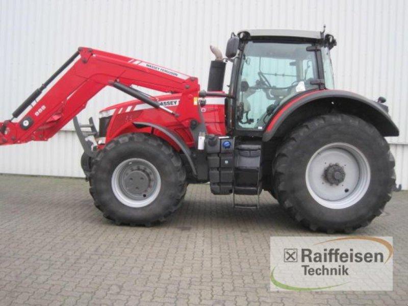 Traktor des Typs Massey Ferguson 8670 Dyna-VT E, Gebrauchtmaschine in Holle (Bild 1)