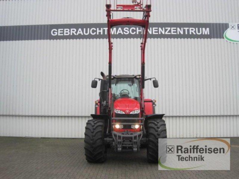 Traktor des Typs Massey Ferguson 8670 Dyna-VT E, Gebrauchtmaschine in Holle (Bild 3)