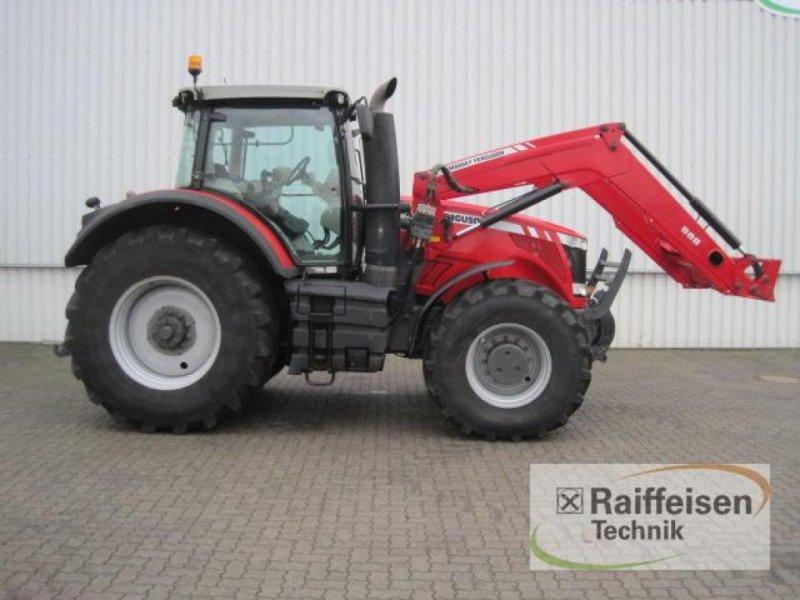 Traktor des Typs Massey Ferguson 8670 Dyna-VT E, Gebrauchtmaschine in Holle (Bild 2)