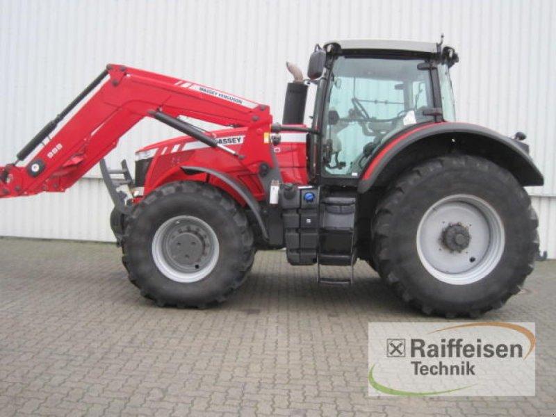 Traktor des Typs Massey Ferguson 8670 Dyna-VT Exclusive, Gebrauchtmaschine in Holle (Bild 1)