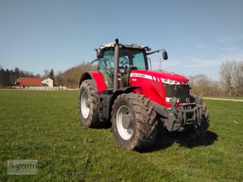 Traktor des Typs Massey Ferguson 8670 DYNA VT, Gebrauchtmaschine in Riedhausen (Bild 1)