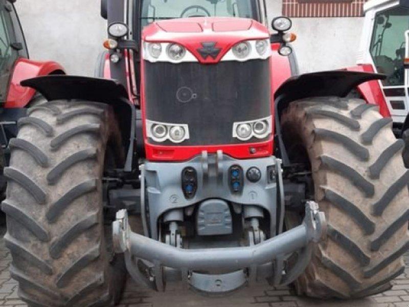 Traktor tipa Massey Ferguson 8670, Gebrauchtmaschine u Markersdorf (Slika 8)