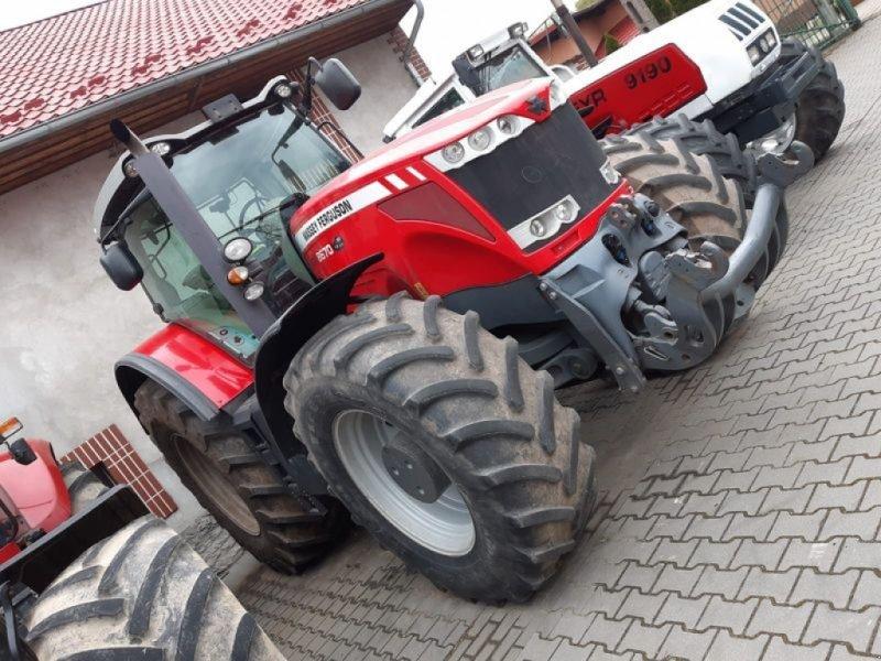 Traktor tipa Massey Ferguson 8670, Gebrauchtmaschine u Markersdorf (Slika 10)