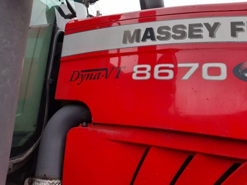 Traktor tipa Massey Ferguson 8670, Gebrauchtmaschine u Markersdorf (Slika 6)
