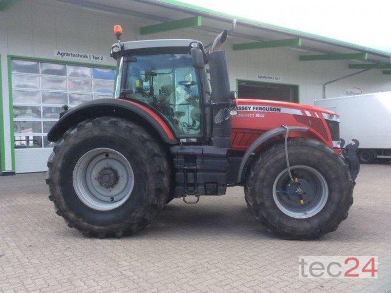 Traktor des Typs Massey Ferguson 8680, Gebrauchtmaschine in Bützow (Bild 8)