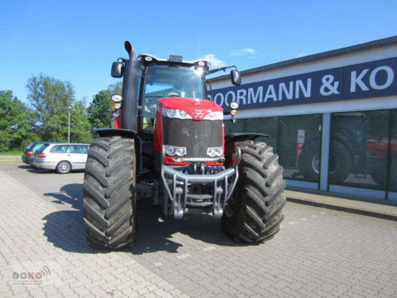 Traktor des Typs Massey Ferguson 8690 DVT Exclusive, Gebrauchtmaschine in Schoenberg (Bild 2)