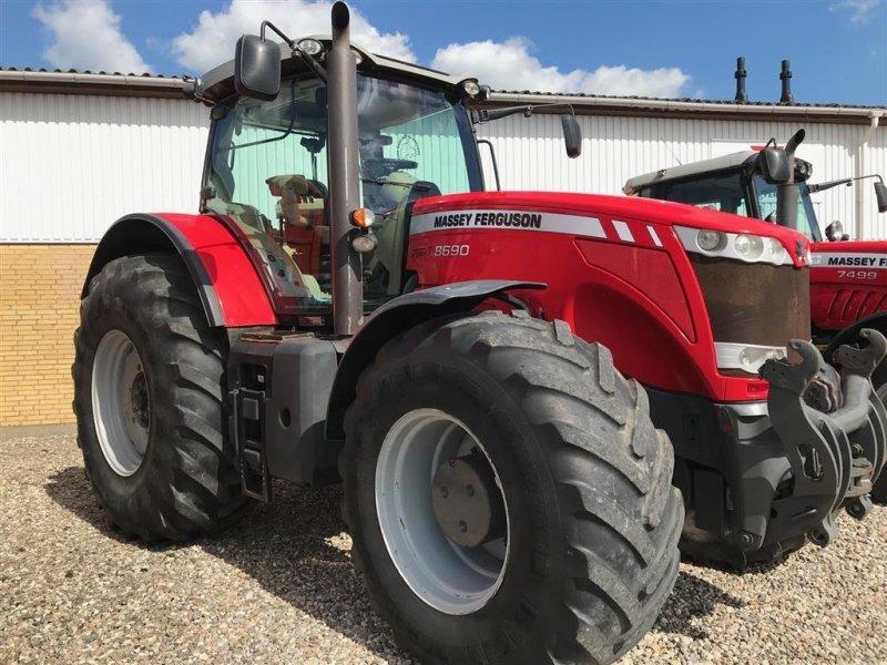 Traktor типа Massey Ferguson 8690 DYNA VT EXCELLENCE AutoGuide Ready, Gebrauchtmaschine в Ringe (Фотография 1)