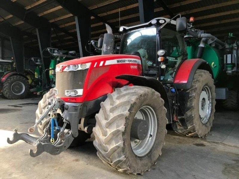 Traktor des Typs Massey Ferguson 8690 DYNA VT EXCELLENCE, Gebrauchtmaschine in Fjerritslev (Bild 1)
