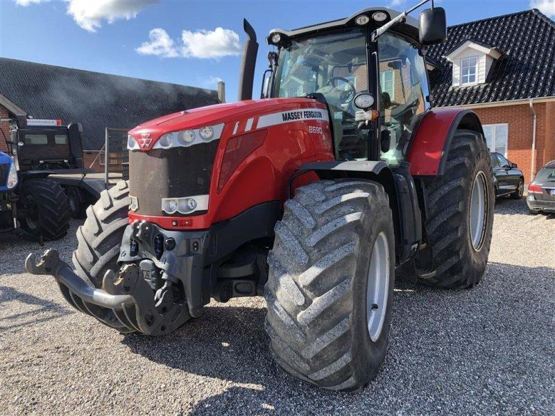 Traktor des Typs Massey Ferguson 8690 Dyna VT Vario, Gebrauchtmaschine in Nørager (Bild 1)