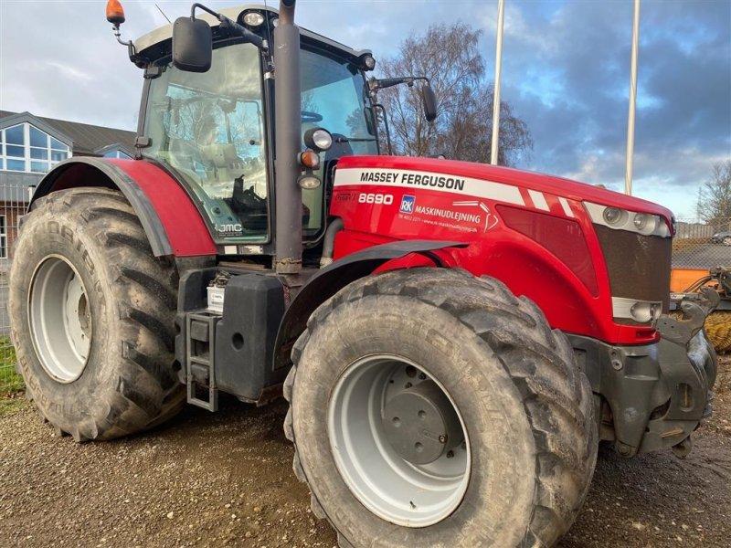 Traktor типа Massey Ferguson 8690 Dyna VT, Gebrauchtmaschine в Viborg (Фотография 1)