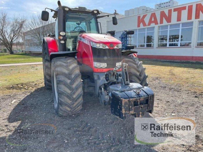 Traktor des Typs Massey Ferguson 8690, Gebrauchtmaschine in Ebeleben (Bild 3)