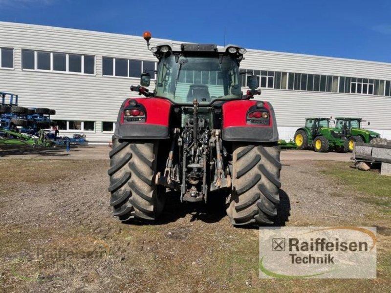Traktor des Typs Massey Ferguson 8690, Gebrauchtmaschine in Ebeleben (Bild 4)
