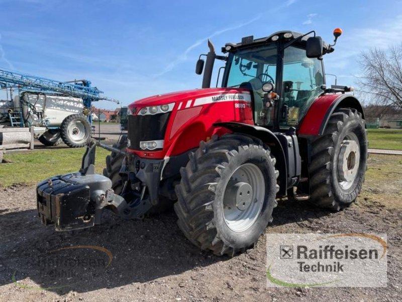Traktor des Typs Massey Ferguson 8690, Gebrauchtmaschine in Ebeleben (Bild 1)