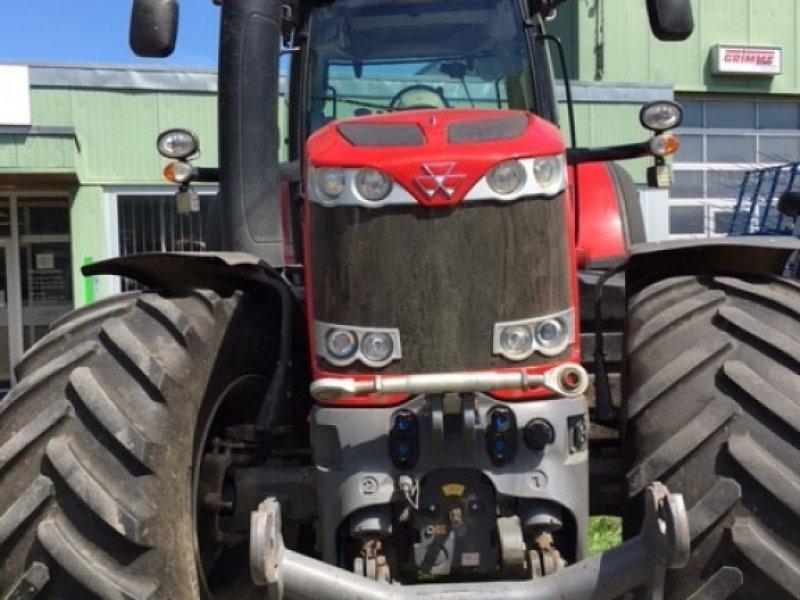 Traktor des Typs Massey Ferguson 8727 D-VT Exclusive, Gebrauchtmaschine in Wuppertal (Bild 1)