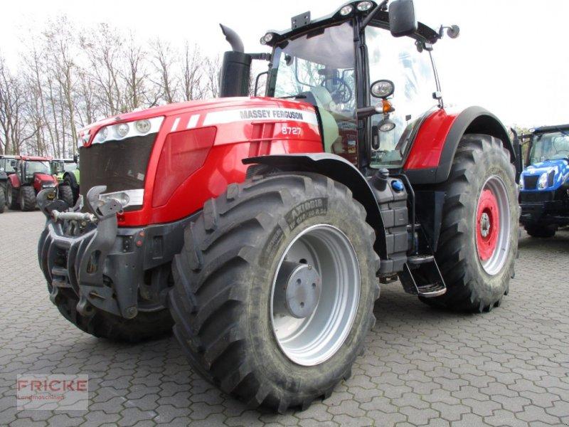 Traktor typu Massey Ferguson 8727 DYNA VT, Gebrauchtmaschine w Bockel - Gyhum (Zdjęcie 1)