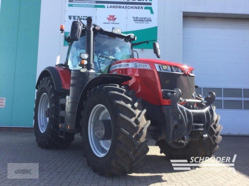 Traktor des Typs Massey Ferguson 8727 S DYNA-VT EXCLU, Gebrauchtmaschine in Norden (Bild 1)