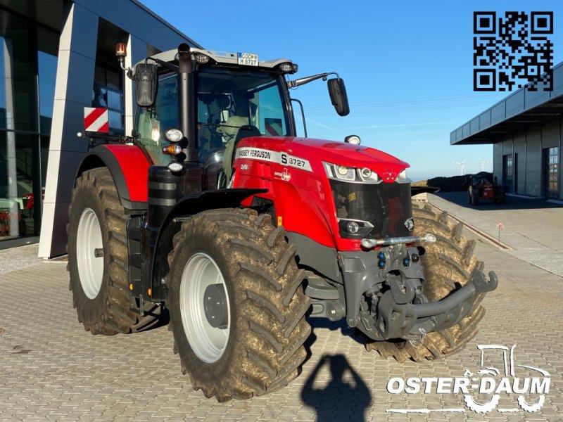Traktor типа Massey Ferguson 8727 S Dyna VT, Neumaschine в Kaisersesch (Фотография 1)