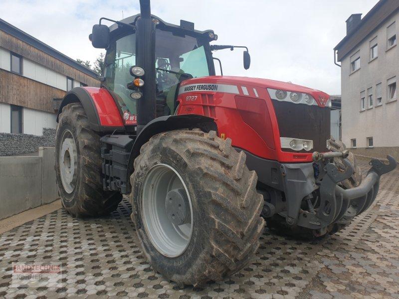 Traktor des Typs Massey Ferguson 8727 S Dyna VT, Gebrauchtmaschine in Kirkel-Altstadt (Bild 1)
