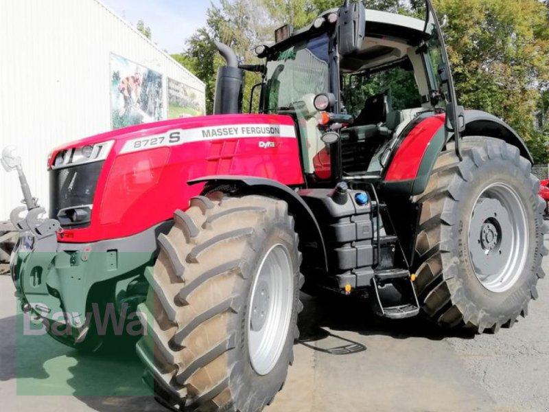 Traktor des Typs Massey Ferguson 8727S DYNA-VT EXCLUSIVE, Gebrauchtmaschine in Obertraubling (Bild 1)
