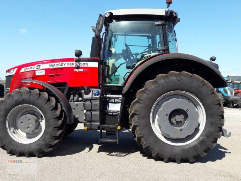 Traktor tip Massey Ferguson 8727S DynaVT Efficient, Neumaschine in Jud. Timiş (Poză 1)