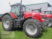 Traktor des Typs Massey Ferguson 8730 DVT Exclusive, Neumaschine in Schoenberg
