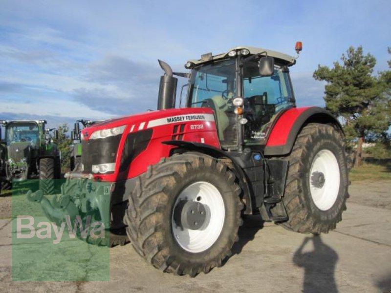 Traktor des Typs Massey Ferguson 8732 DYNA VT EXCLUSIVE, Gebrauchtmaschine in Herzberg (Bild 1)
