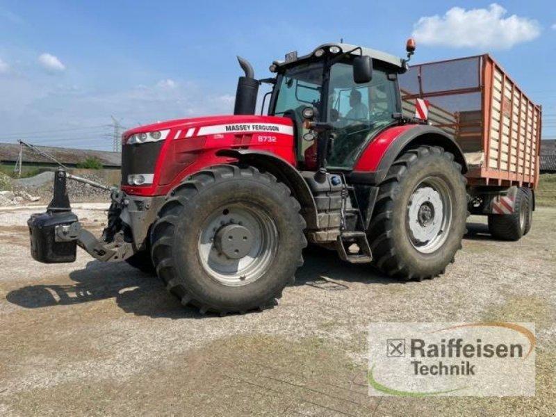 Traktor типа Massey Ferguson 8732 Dyna VT, Gebrauchtmaschine в Husum (Фотография 1)