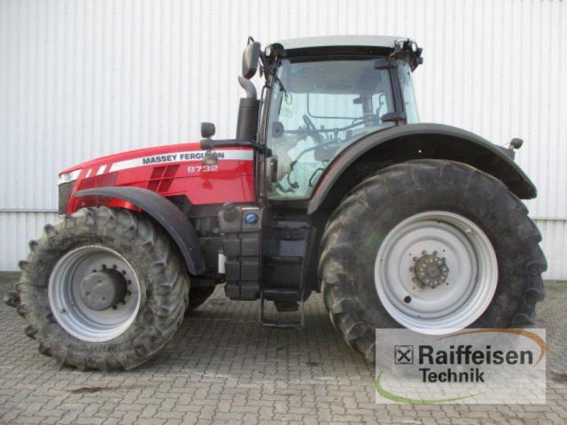 Traktor des Typs Massey Ferguson 8732 Dyna-VT, Gebrauchtmaschine in Holle (Bild 1)