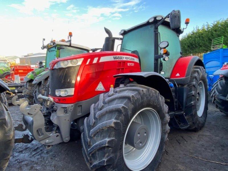 Traktor typu Massey Ferguson 8732 VT, Gebrauchtmaschine w Grantham (Zdjęcie 1)