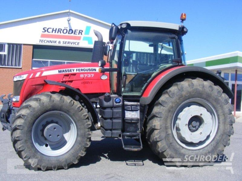 Traktor des Typs Massey Ferguson 8737 Dyna VT, Gebrauchtmaschine in Penzlin (Bild 1)